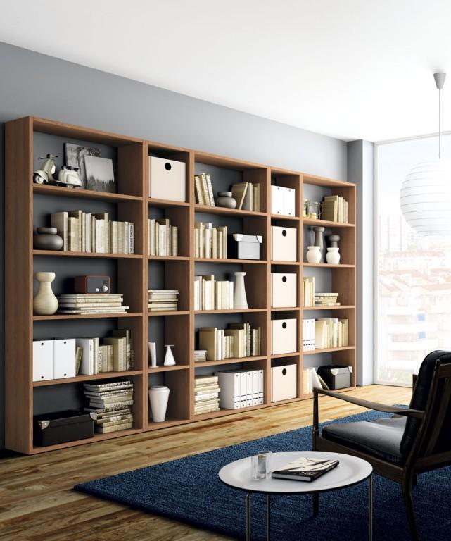 Libreria 320 cm.