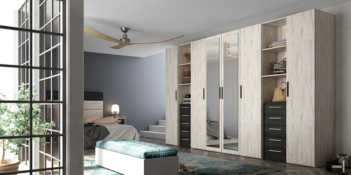 Dormitorio Nordicos Eco
