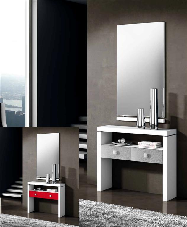 Recibidor moderno catlogo de muebles auxiliares muebles ruiz - Muebles ruiz ...
