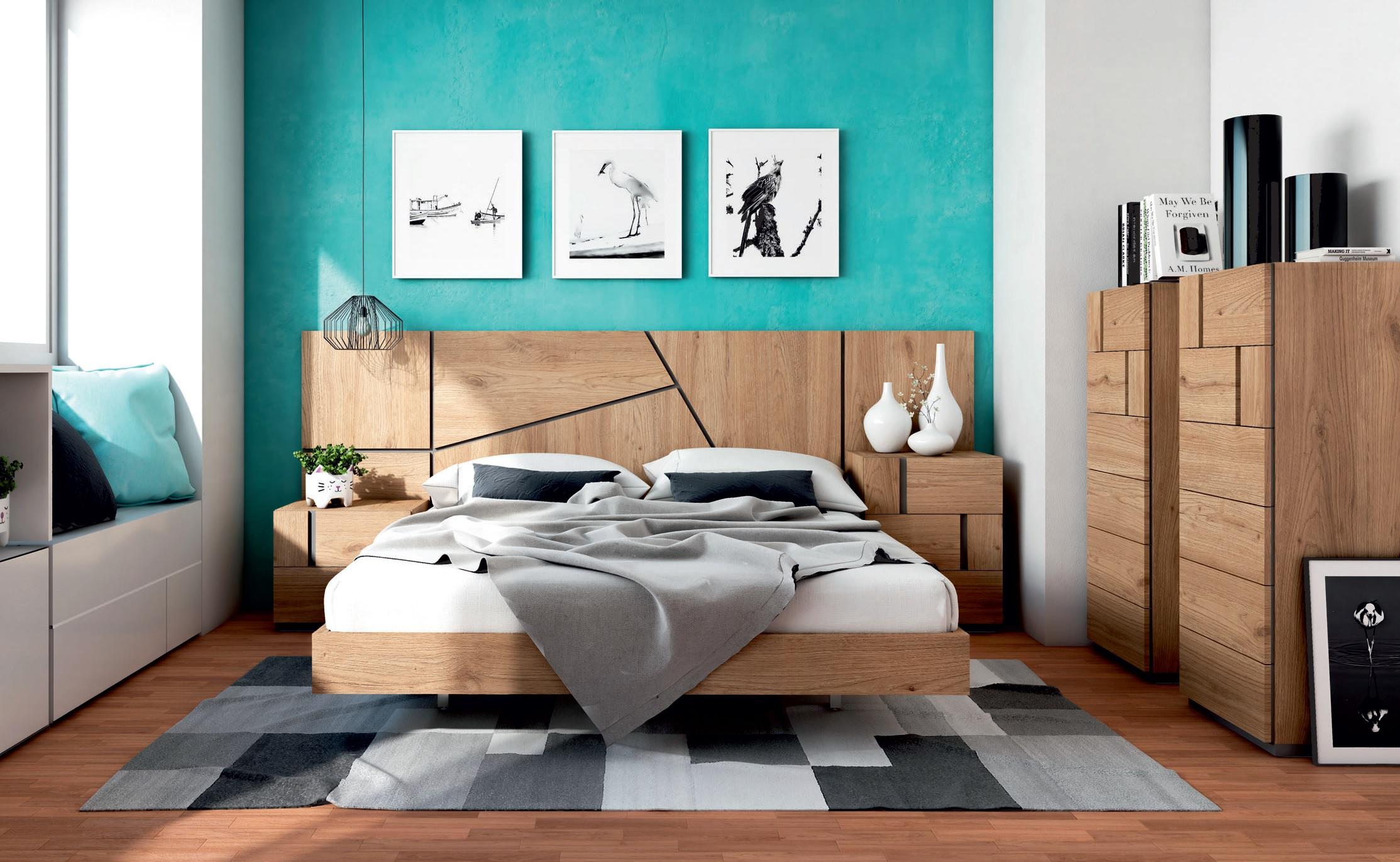 Dormitorio Geometric