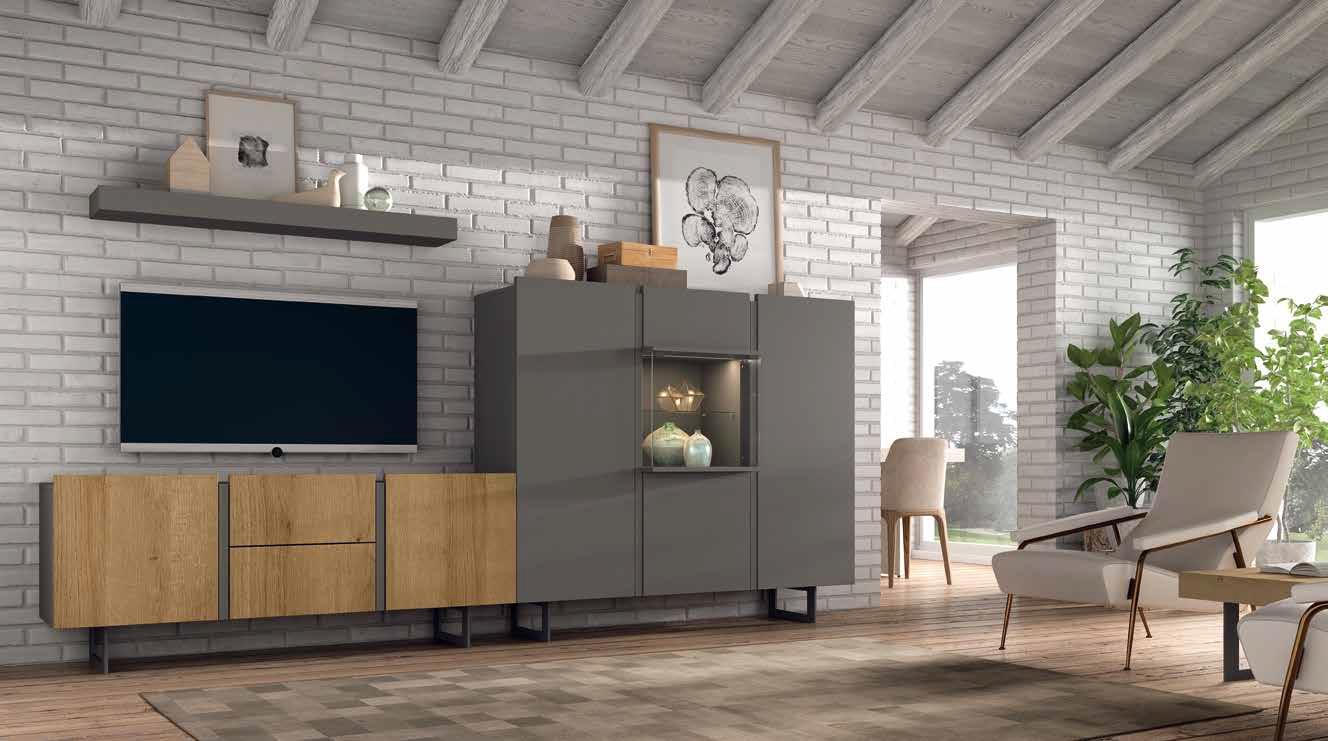Salón modular
