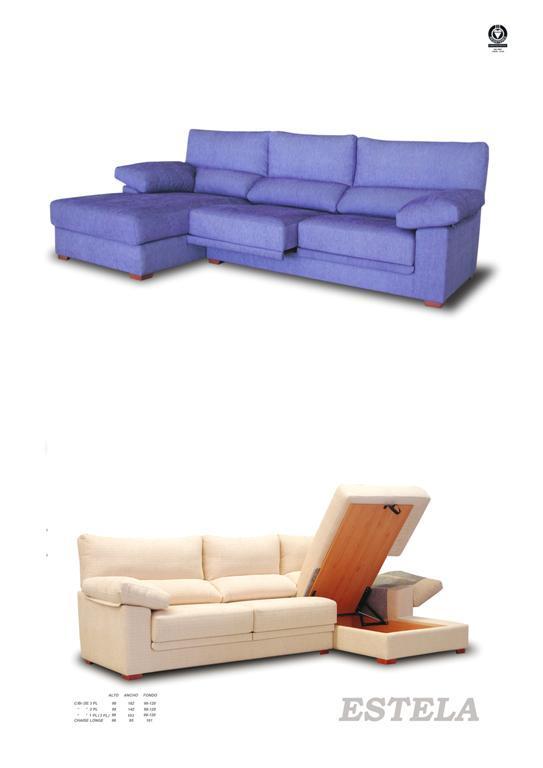 Sofas.