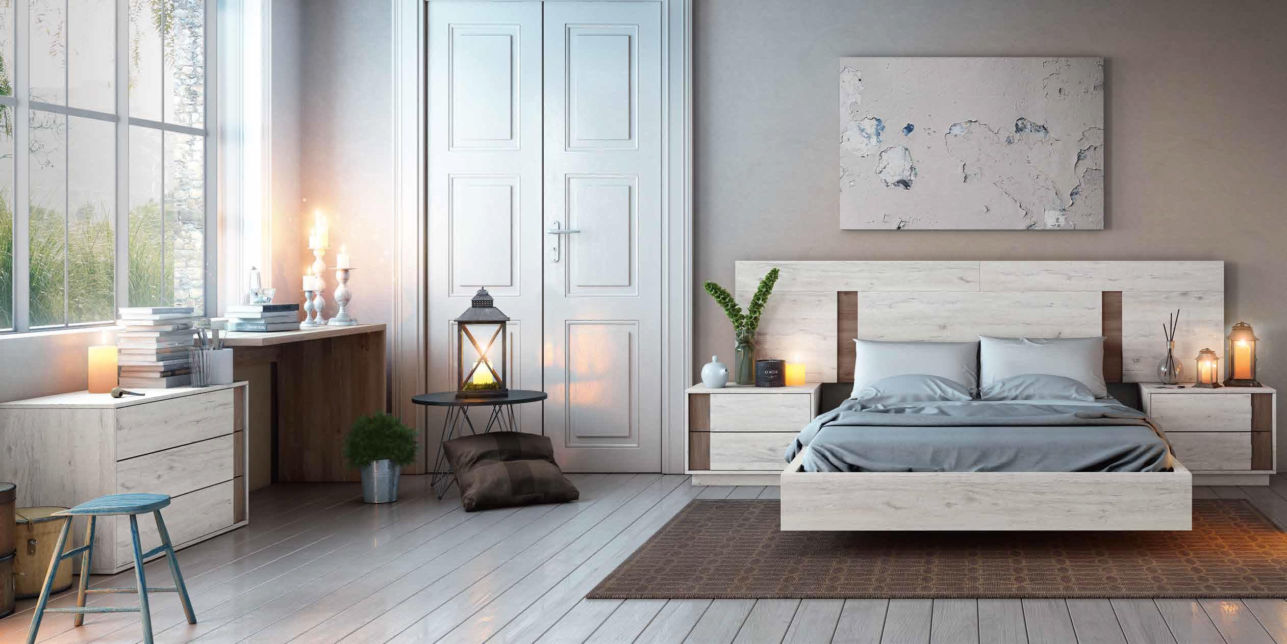 Dormitorio Bitonal