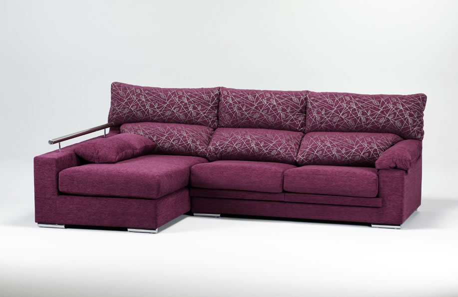 SOFA CON CHAISSELONGUE VITORIA