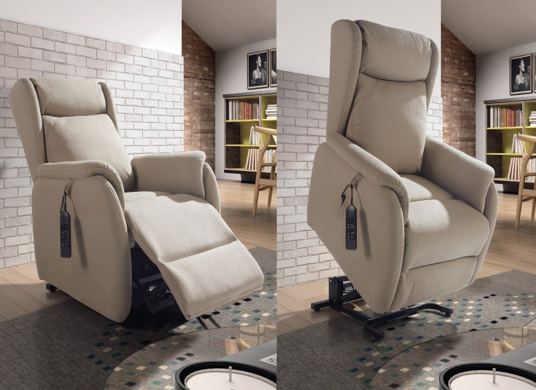 Sillon relax y power lift