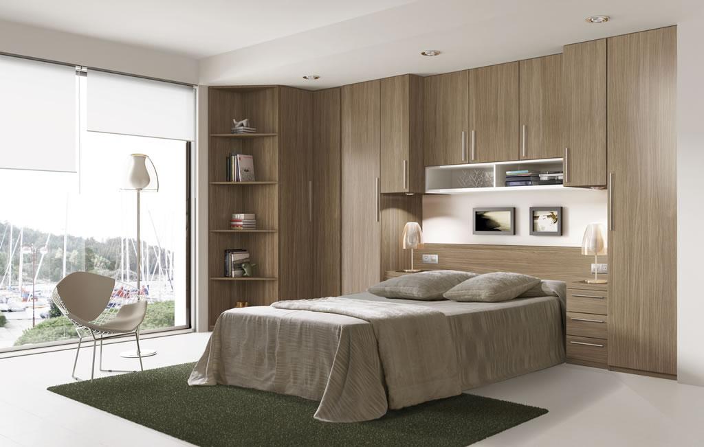 Dormitorio matrimonial puente conoce nuestros muebles para dormitorios muebles calayo - Dormitorio puente ...