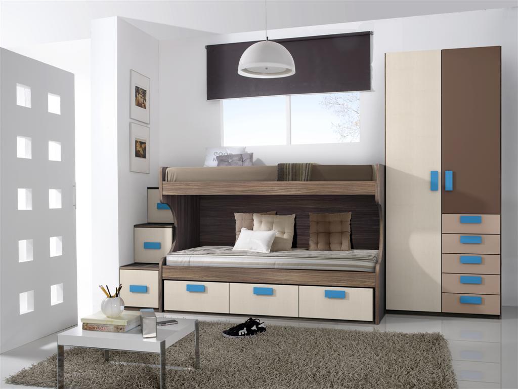 Conoce Nuestros Muebles Para Dormitorios Juveniles # Muebles Pumarin Armarios