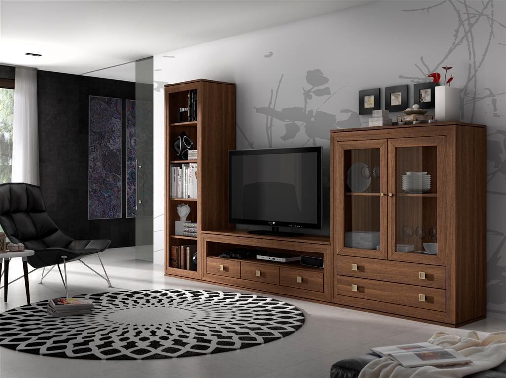 Salon modular conoce nuestros muebles para salones - Muebles para el salon ...