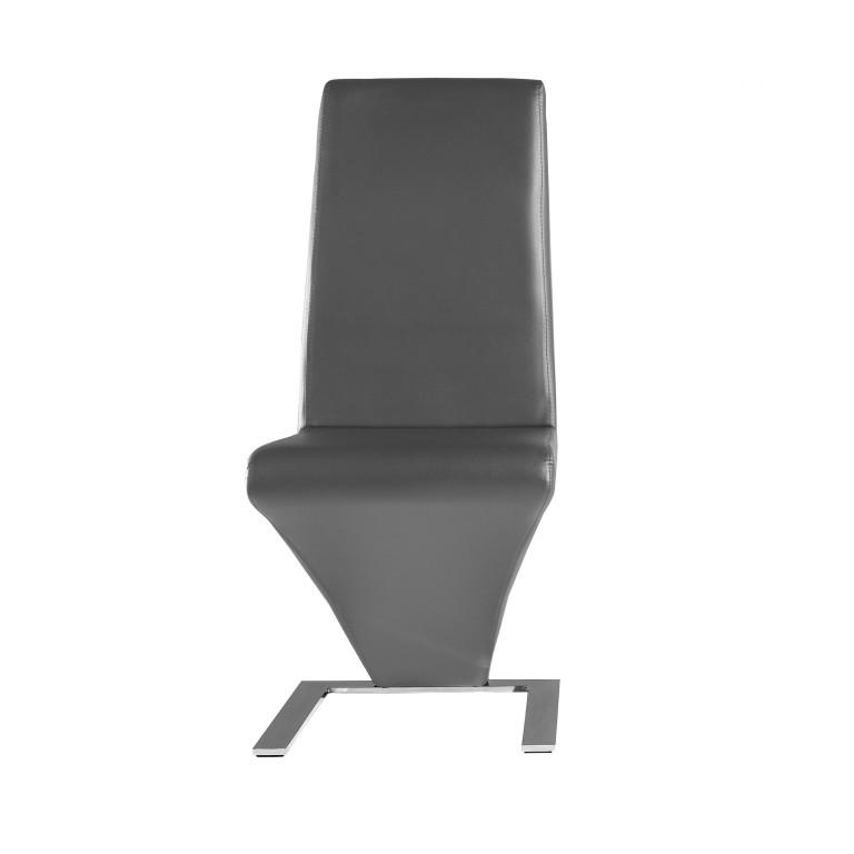 silla pato gris  g