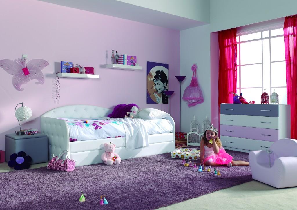 Cama nido tapizada venta de juveniles e infantiles - Colchones muebles rey ...