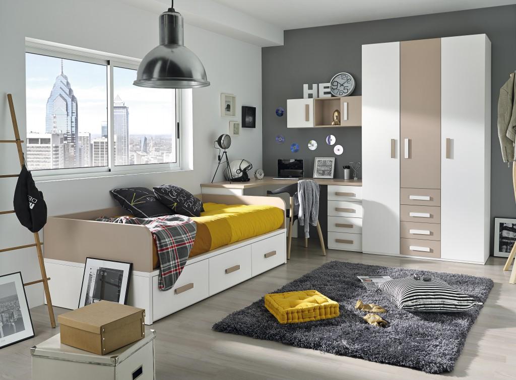 Dormitorio juvenil 1� precio
