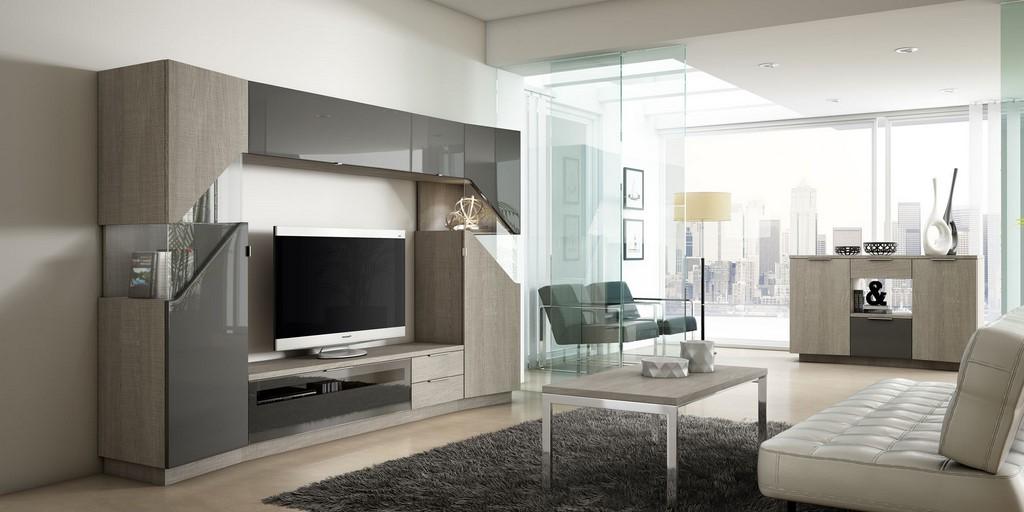 Conoce nuestros muebles para salones for Salones modernos madrid
