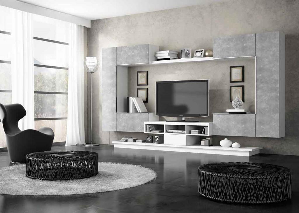 Comedor moderno conoce nuestros muebles para salones for Comedor moderno pequea o