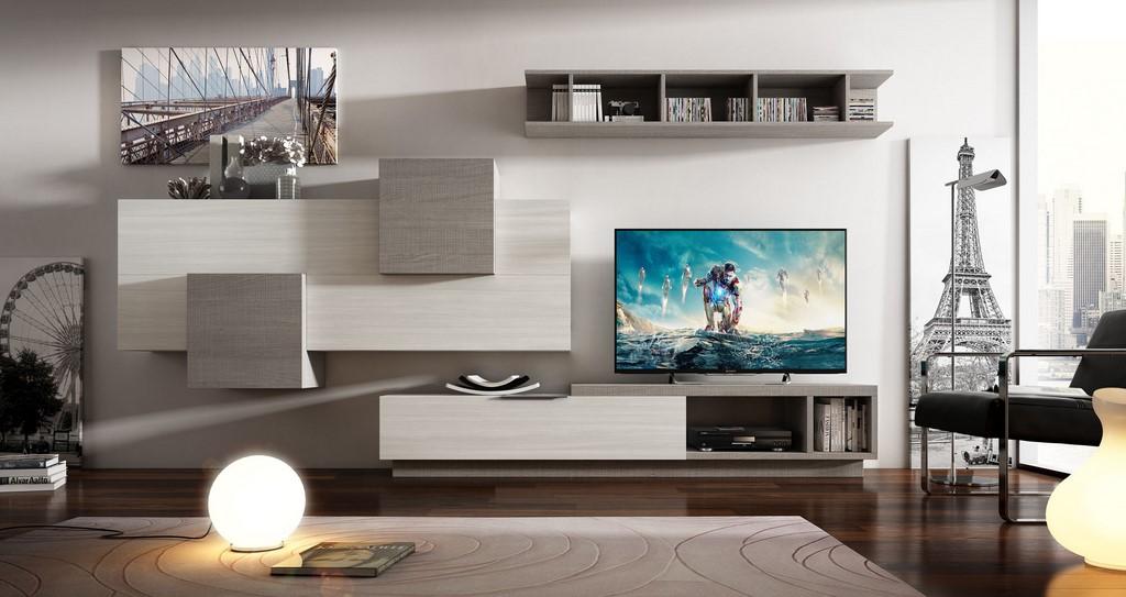 Composicin modular 350cm conoce nuestros muebles para for Muebles de oficina kalea