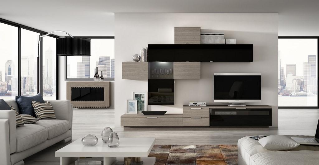 Composicion n13 300cm for Muebles de oficina kalea