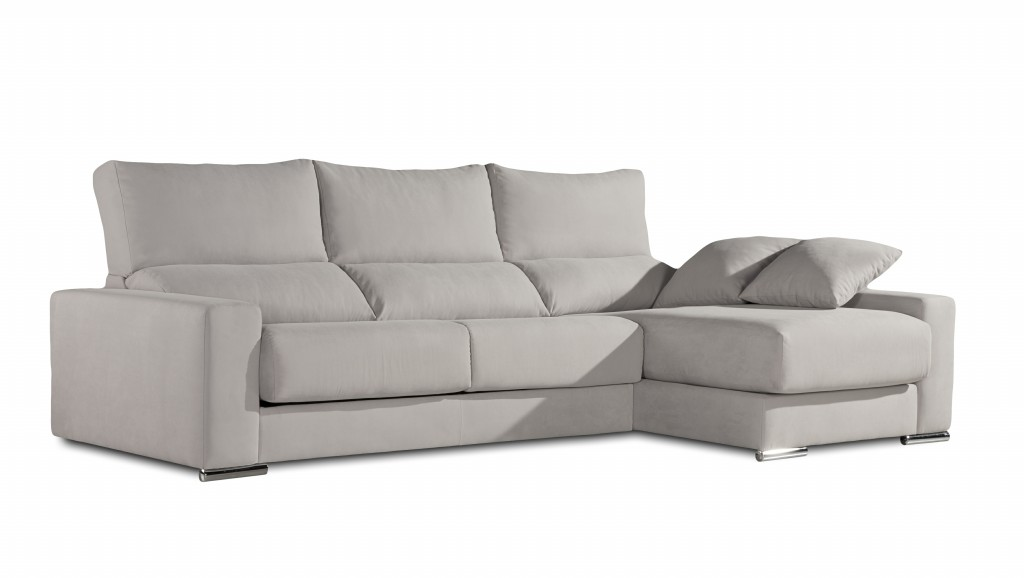 Catlogo de sofs y sillones for Sillones chaise longue